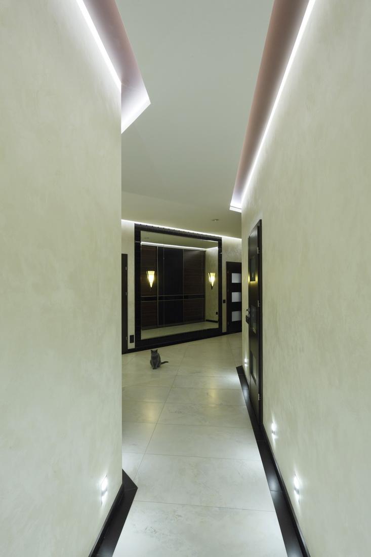 Дизайн коридора и прихожей в квартире