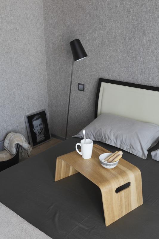 Оформление спальни для холостяка