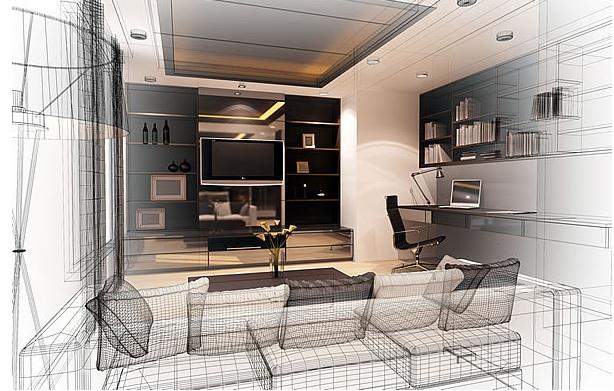 дизайн интерьеров 3d визуализация